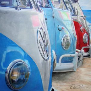 Kombi Three Times The Fun